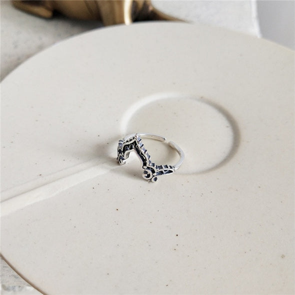All We Have is Now Sterling Silver Rings