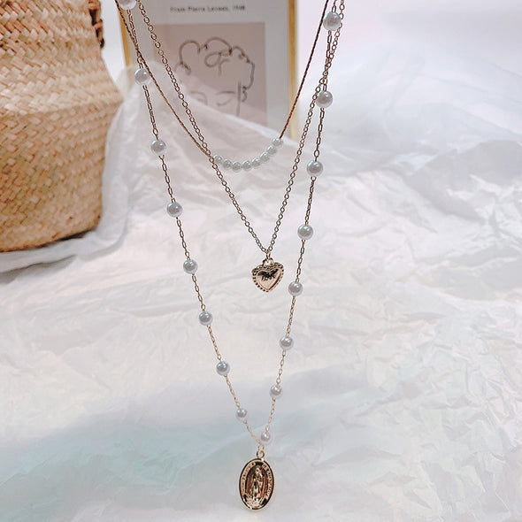 Send Love Layered Necklace