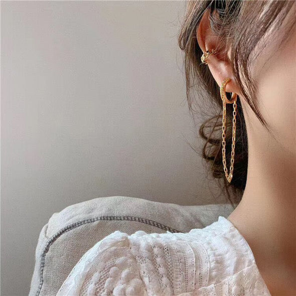 Change Everything Ear Cuff