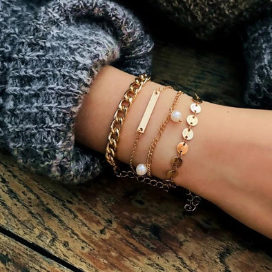 Layered Perfection Bracelet