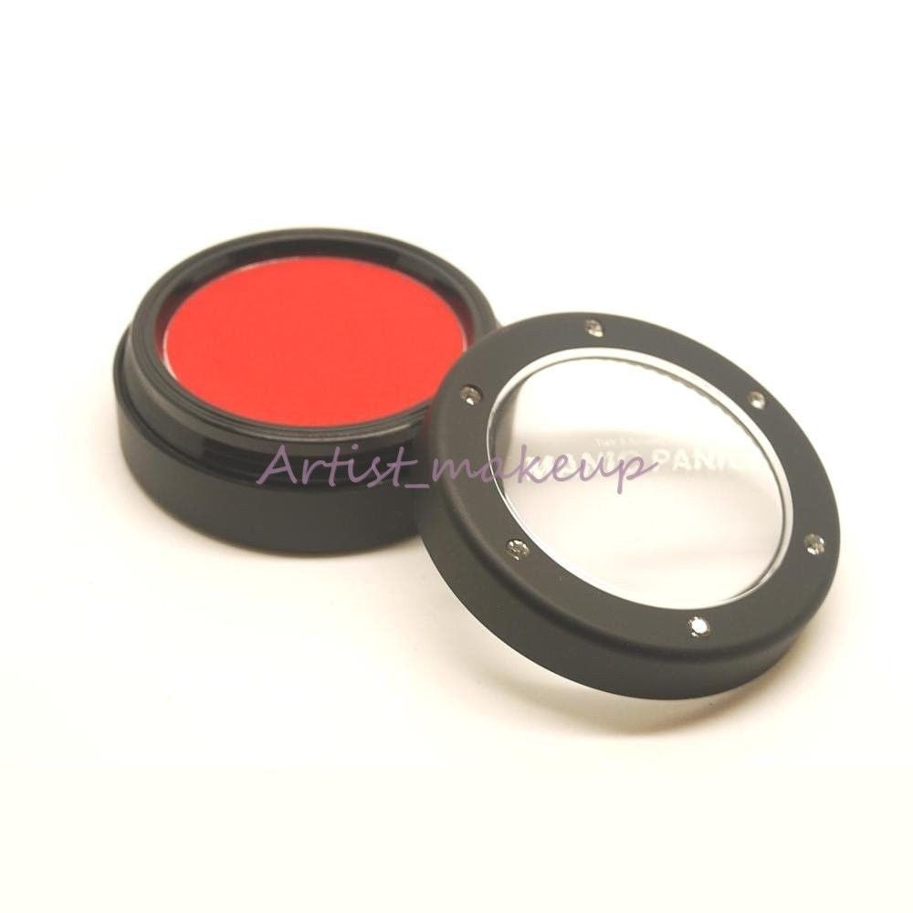 MANIC PANIC PRESSED POWDER EYE SHADOW BLUSH MATTE VAMPIRE RED