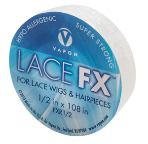 "VAPON LACE FX 1/2"" X 3 YARDS TAPE FOR WIG TOUPEE"