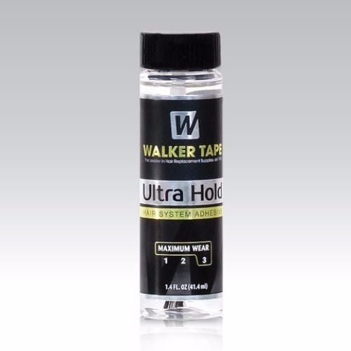 Walker Ultra Hold Adhesive  Hairpiece, Hair Replacement System Wig Glue 1.4 oz