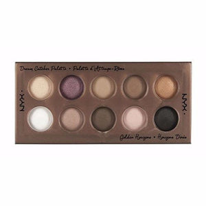 "NYX Limited Dream Catcher Palette ""DCP 01 - Golden Horizons"