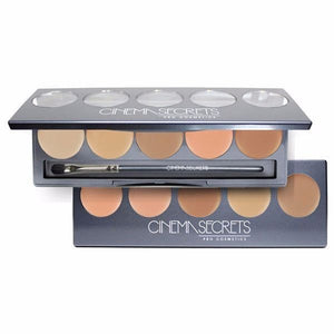 Cinema Secrets Ultimate Corrector Foundation 5-in-1 Pro Palette- Pick No 1 or 2