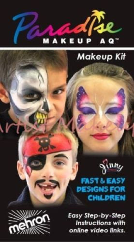 Face Paint Makeup Kit