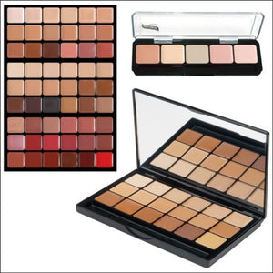 Graftobian HD Glamour Creme Super Palette ProPak with Makeup 101 DVD