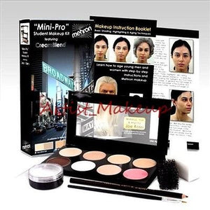 Mehron Mini-Pro Student Makeup Kit