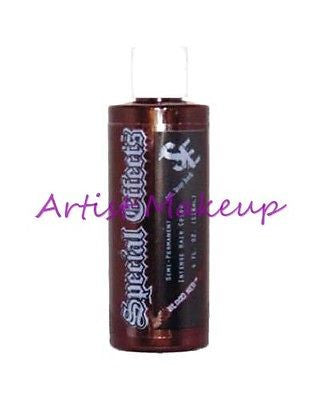 SPECIAL EFFECTS HAIR DYE 4 oz