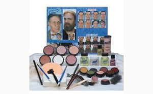 Graftobian Deluxe Student Theatrical Make-Up Kit Medium