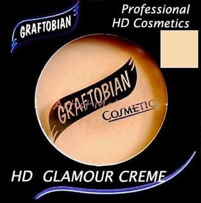 Graftobian HD Glamour Crème Foundation Nymph-C 1/2 oz
