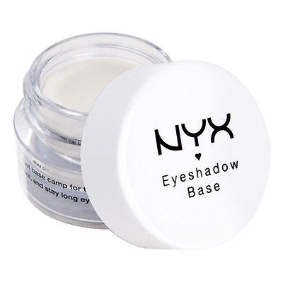 3 NYX EYESHADOW BASE ~ White, White Pearl, Skin Tone **Full Set**