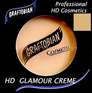 Graftobian HD Glamour Crème Foundation Leading Lady (N) 1/2 oz Olive #1