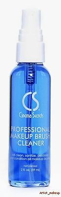 Cinema Secrets Professional Brush Cleaner 2oz Spray Bottle BR002