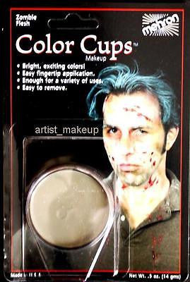 Mehron Zombie Flesh Foundation Face Paint 0.5 oz Costume Stage Theatrical makeup