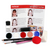 Mehron Complete Clown Student Makeup Kit Set Professional ~ Easy Instructions