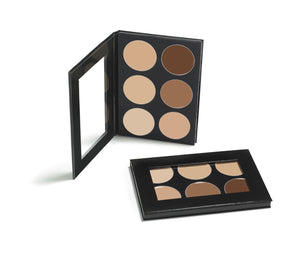 Mehron Celebre Pro-HD Conceal-It Tattoo Covering Dark Circle Concealer palette 605C
