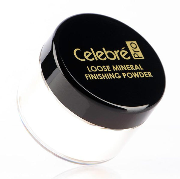 Mehron Celebre Pro HD Loose Mineral Ultra Fine Finishing Fashion Cosmetic Powder