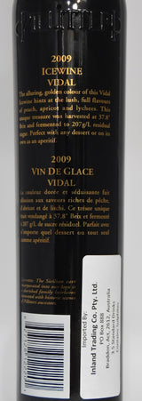 2009 Pillitteri Estates Winery Vidal Icewine