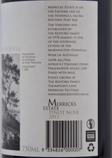 2013 Merricks Estate Pinot Noir
