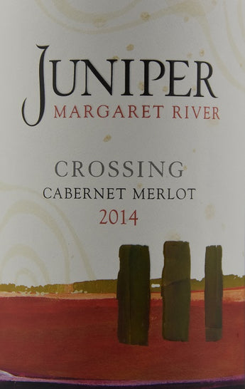 2014 Juniper Crossing Cabernet Merlot