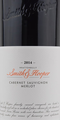 2014 Smith & Hooper Cabernet Sauvignon Merlot