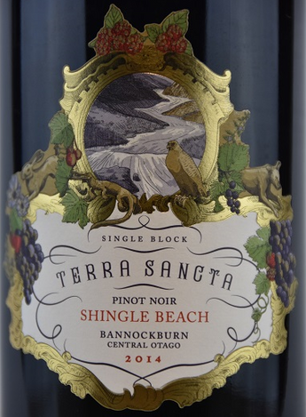 2014 Terra Sancta Shingle Beach Pinot Noir
