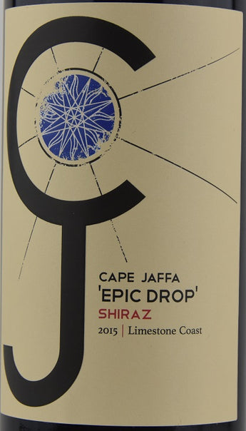 2015 Cape Jaffa Epic Drop Shiraz
