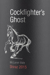 2017 Cockfighter's Ghost Shiraz