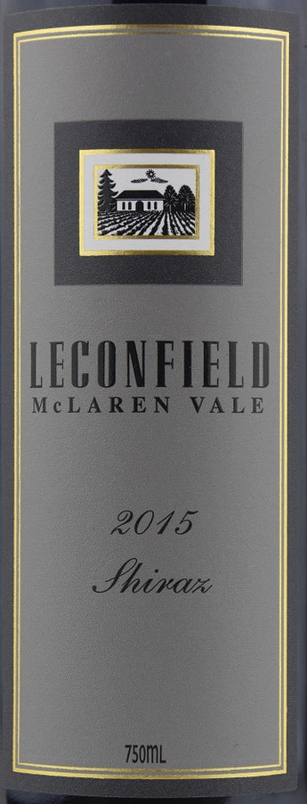2015 Leconfield Shiraz