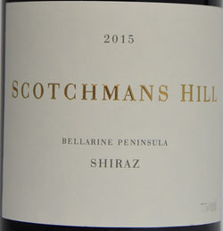 2015 Scotchmans Hill Shiraz