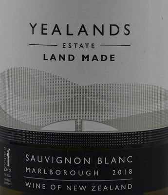 2019 Yealands Land Made Sauvignon Blanc