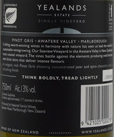 2016 Yealands Estate Land Made Pinot Gris