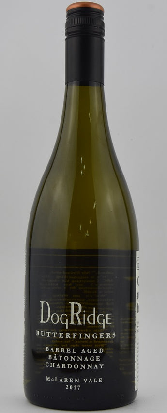 2017 Dog Ridge Butterfingers Chardonnay