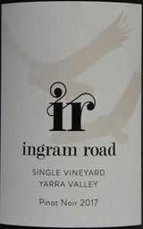 2018 Ingram Road Single Vineyard Pinot Noir