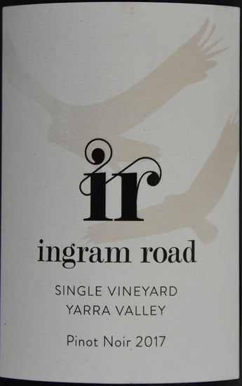 2017 Ingram Road Single Vineyard Pinot Noir