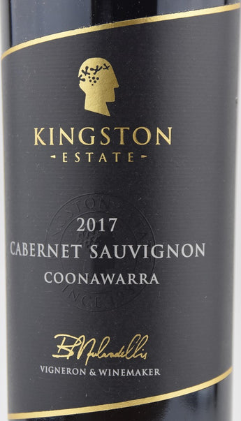 2017 Kingston Estate Cabernet Sauvignon
