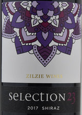 2017 Zilzie Selection 23 Shiraz