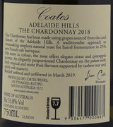 2019 Coates The Chardonnay