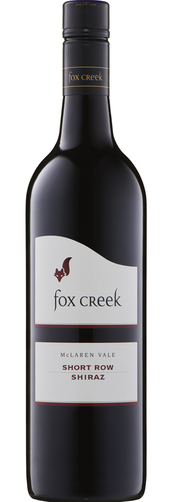 2016 Fox Creek Short Row Shiraz McLaren Vale
