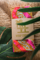 Tropic Spiral Headwrap