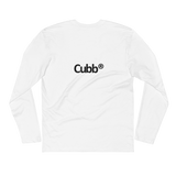 "TheBoostClub® x Cubb® ""Crimson Vest"" Long Sleeve Fitted Tee"