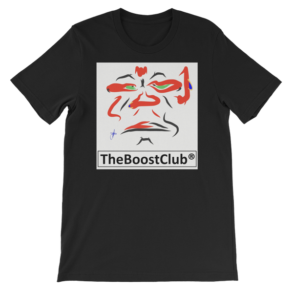 "TheBoostClub® ""Trickster"" Short Sleeve Tee (Choose Color) - Unisex"