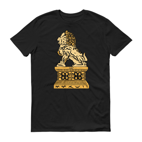 "TheBoostClub® x Cubb® ""Tóngshī Cubb"" Short-Sleeve Tee Dark Hue (Choose Color) - M"