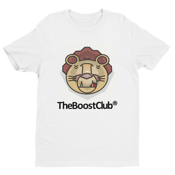 "TheBoostClub® x Cubb® ""Porcelain OG"" Short Sleeve Fitted Tee (Choose Color) - M"