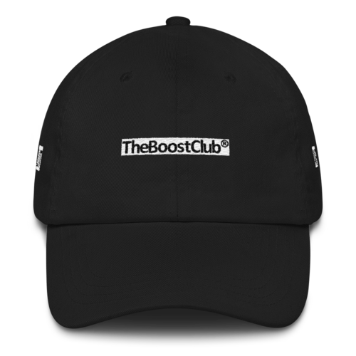 TheBoostClub® eLITments Dad Hat
