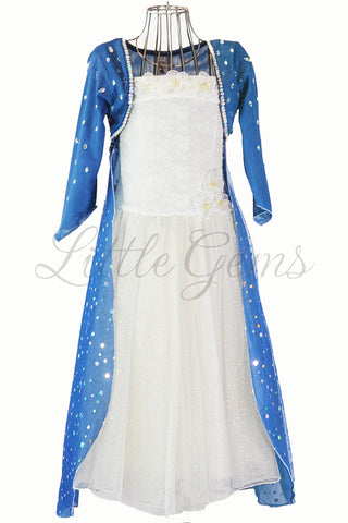 Cape Elsa from Olaf's Frozen Adventure