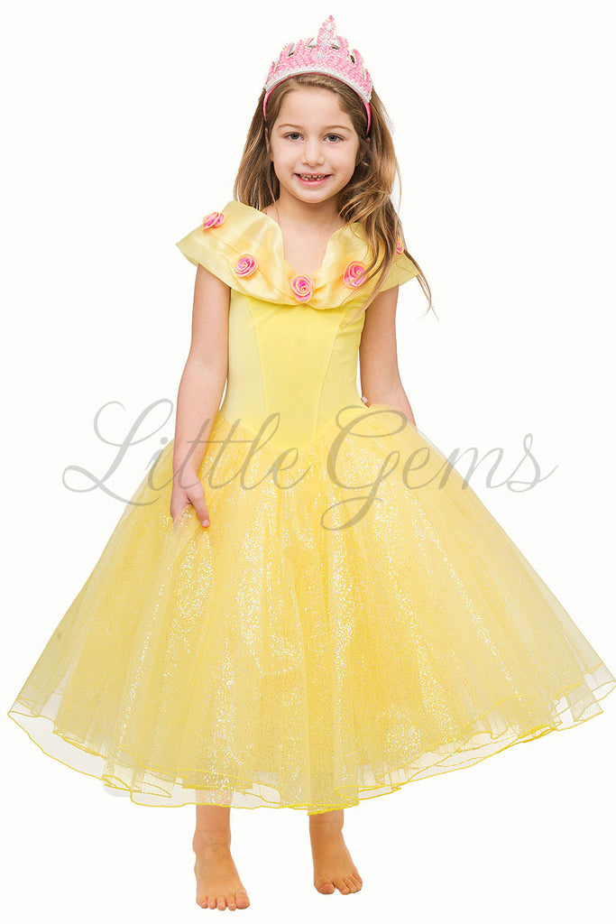 Belle Dress Princess Style
