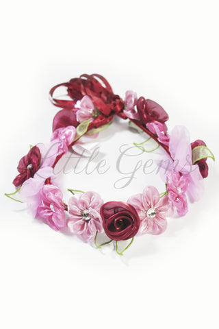 Garland Apple Burgandy