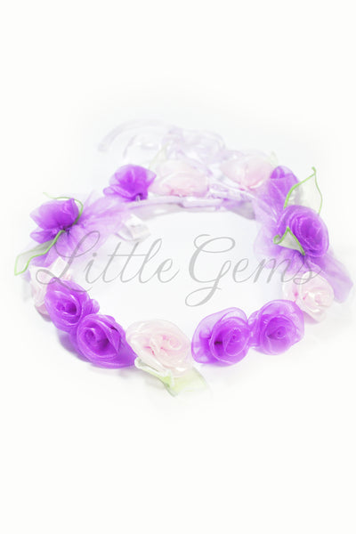 Garland Butterfly Fairy Light Mauve